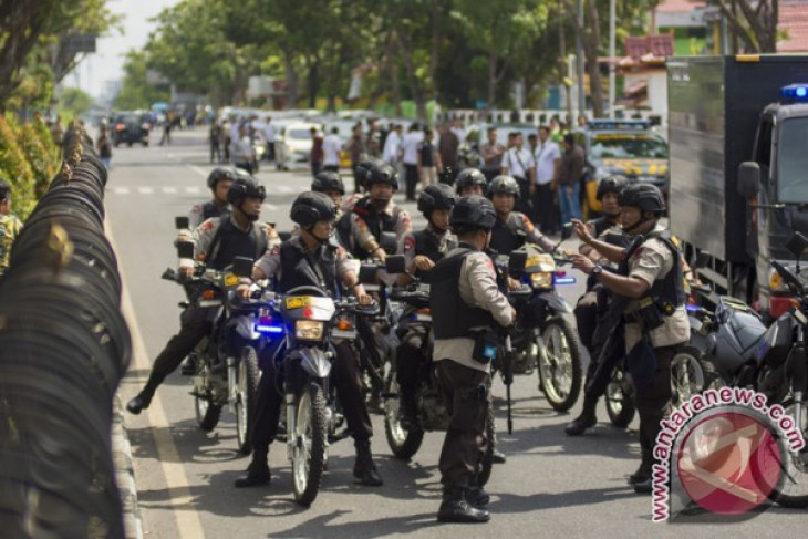 Riau police thwart attempt to conduct terror attack