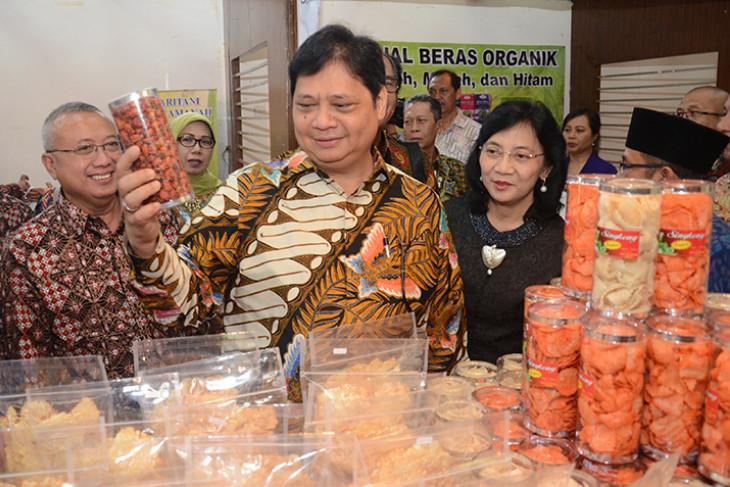 Kemenperin dorong peningkatan investasi-ekspor sektor manufaktur