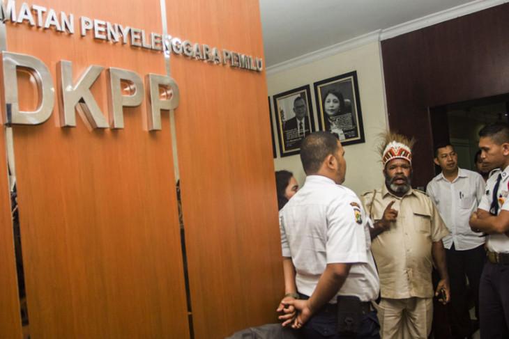 Kolisi Kepala Suku Kabupaten Puncak datangi DKPP