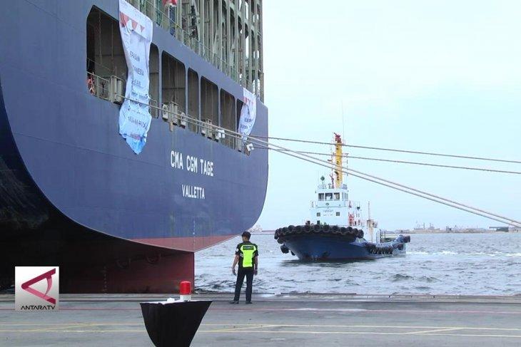 Program Pelayaran Langsung efisienkan ekspor