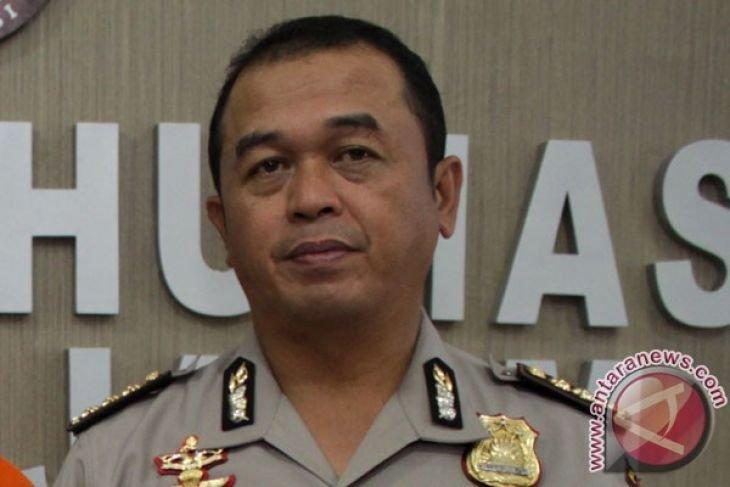 Polisi: ledakan bom di Mapolrestabes Surabaya timbulkan korban