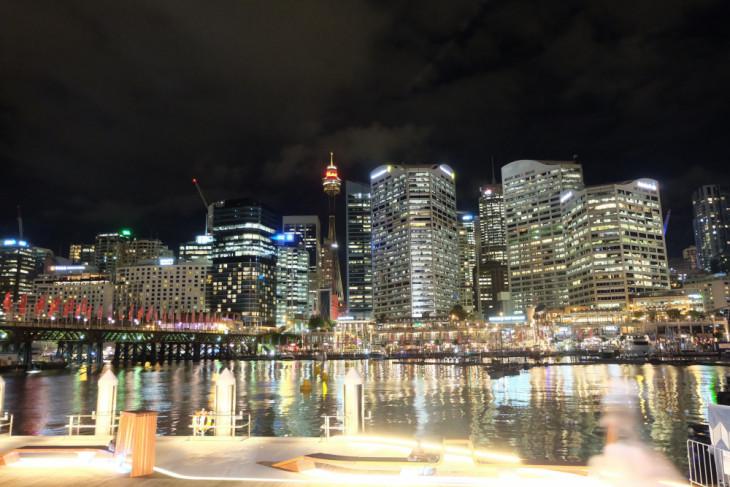 Cerita dari Sydney - Ngabuburit di Darling Harbour