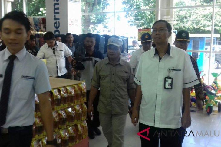 Kemendag harga beras di Ternate normal