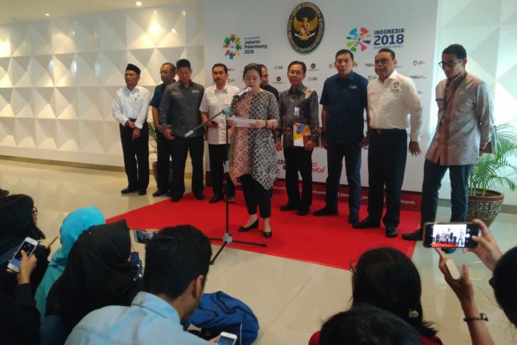 Indonesia harapkan imbauan perjalanan tidak pengaruhi Asian Games 2018