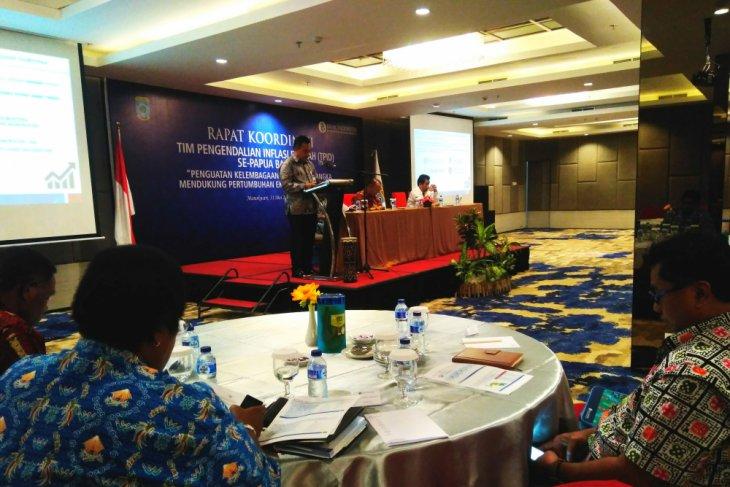 TPID Usulkan Sembilan Rekomendasi Kepada Gubernur Papua Barat