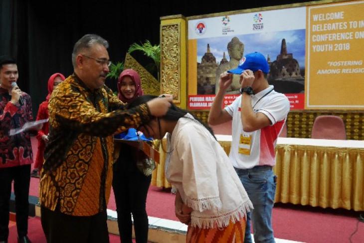 Kemenpora serukan perdamaian dan toleransi di ICABY