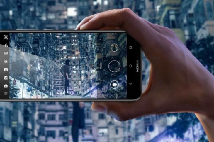 Nokia luncurkan kamera interface