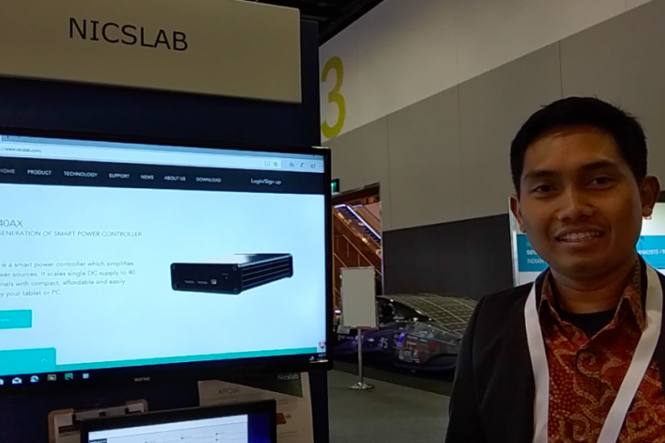 Nicslab, power supply kecil untuk laboratorium