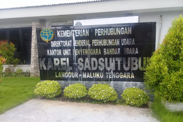 Bandara Karel Sadsuitubun dirikan Posko Lebaran
