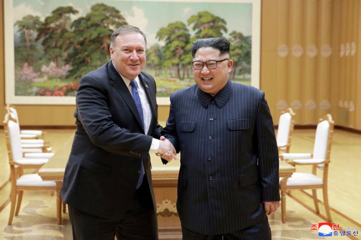 KCNA: Korea Utara ancam batalkan pertemuan dengan AS