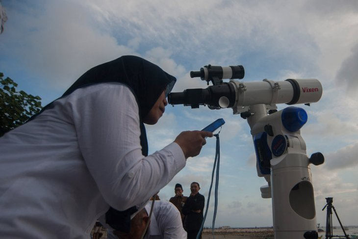 Government builds Asia`s best observatory telescope in Lampung
