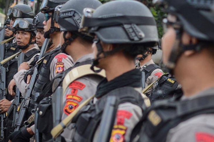 Kapolda Maluku cek kesigapan personel hadapi ancaman