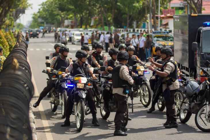 DPRD apresiasi kepolisian lumpuhkan teroris di Mapolda Riau