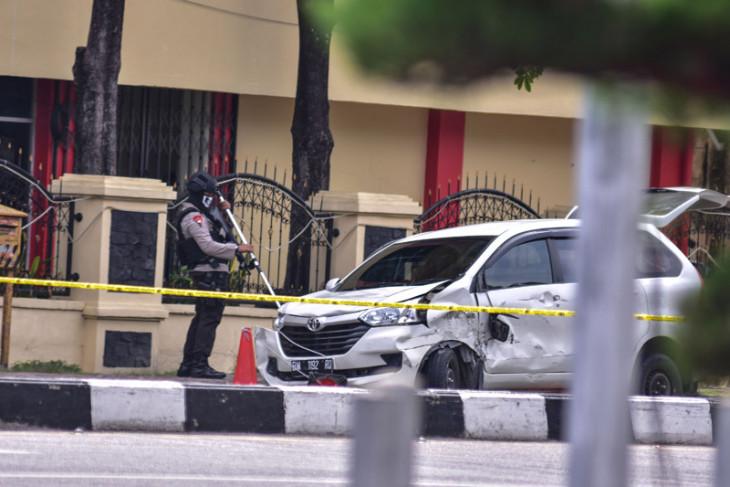 Penanganan teror oleh kepolisian diapresiasi Plt Gubernur Riau