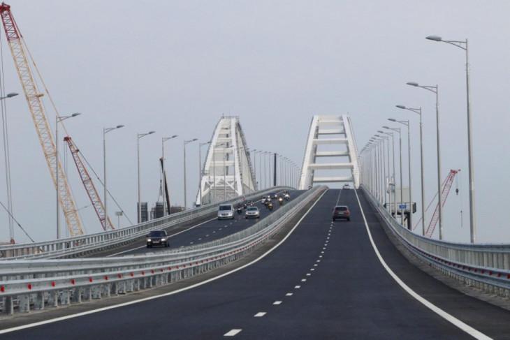 NATO kecam peresmian Jembatan Crimea