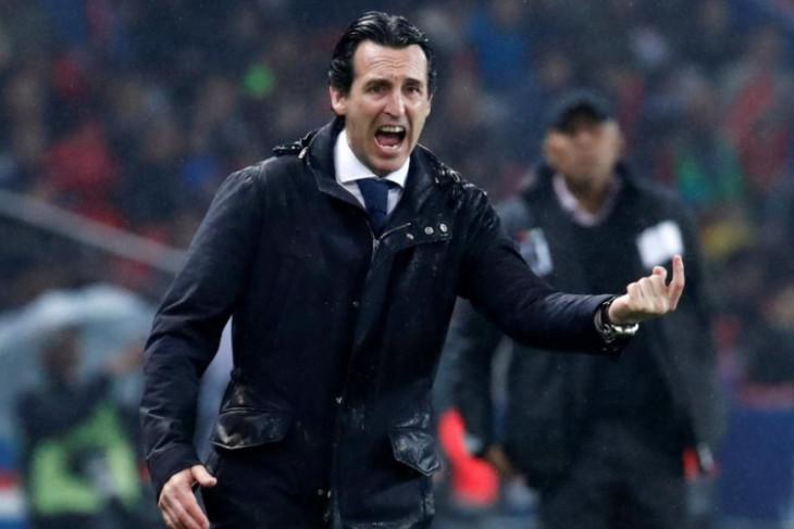Pelatih Arsenal Emery hadapi sang juara City di pembukaan liga