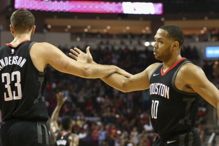 Houston Rockets serikan kedudukan 1-1