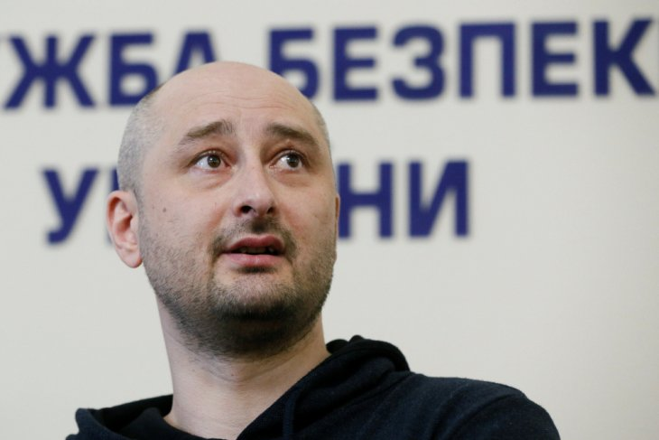 Dikabarkan dibunuh, wartawan Rusia muncul hidup-hidup