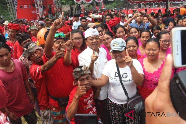 Koster gagas Taman Wisata Bali di Buleleng