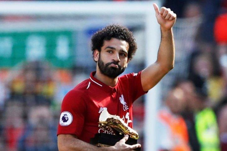 Mo Salah berpeluang dimainkan pada pertandingan pertama Mesir
