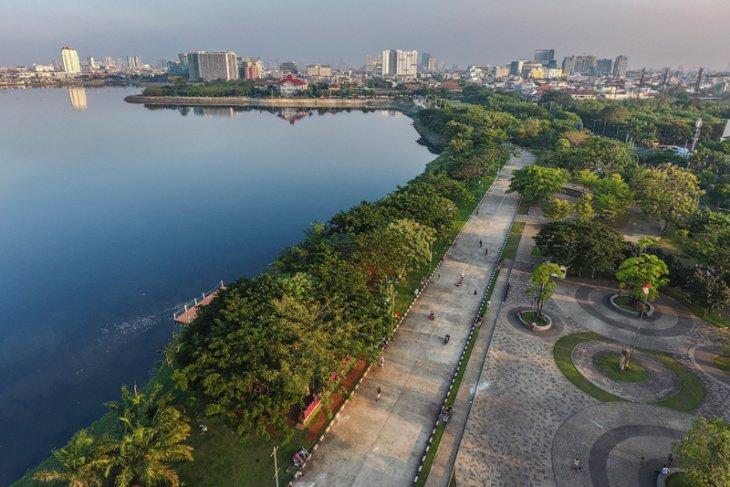 Waduk Pondok Ranggon 1 dan 2 mulai dikerjakan kembali