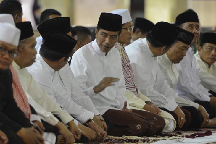 """Presiden ucapkan """"Marhaban yaa Ramadhan"""""""