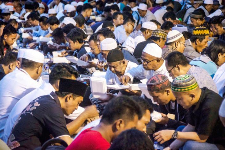 Buka Puasa Masjid Istiqlal