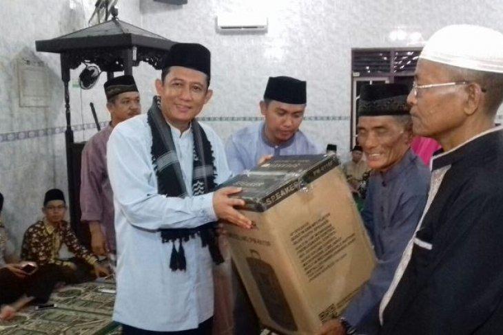 Pelantang suara oleh-oleh safari Ramadhan pejabat Muarojambi