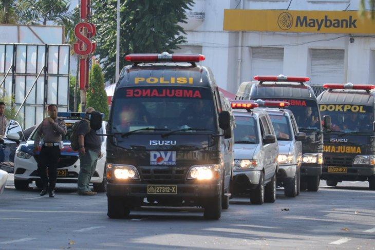 Spanyol  dukung Indonesia perang melawan teroris