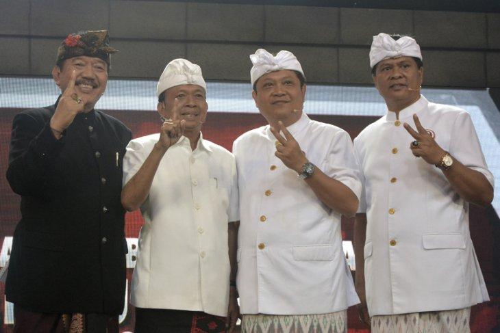 Debat Kedua Pilgub Bali