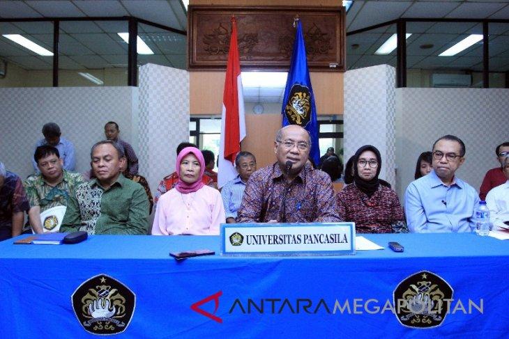 Universitas Pancasila mengutuk keras aksi teroris (video)