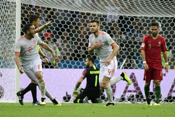 """Juara grup Spanyol-Portugal mungkin ditentukan lewat """"fair play"""""""