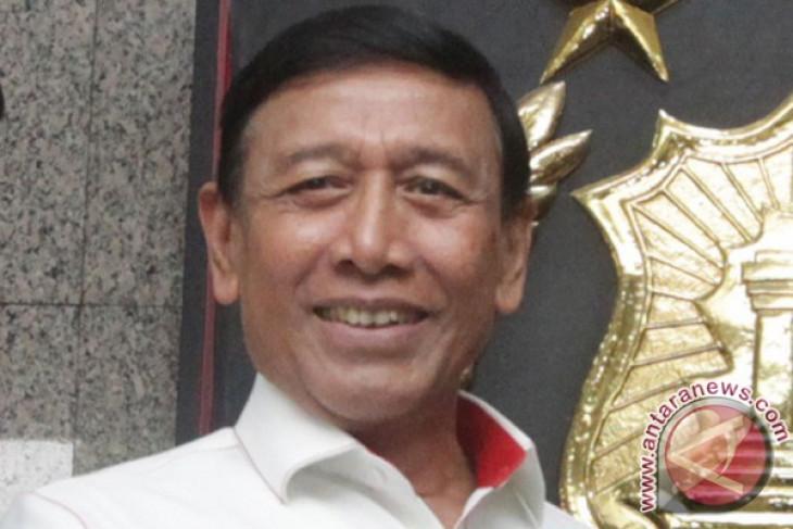 Wiranto: persiapan Asian Games hampir 100 persen