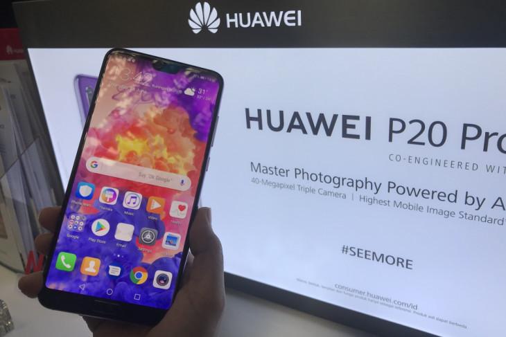 Huawei jual lebih banyak smartphone dibanding Apple di Q2