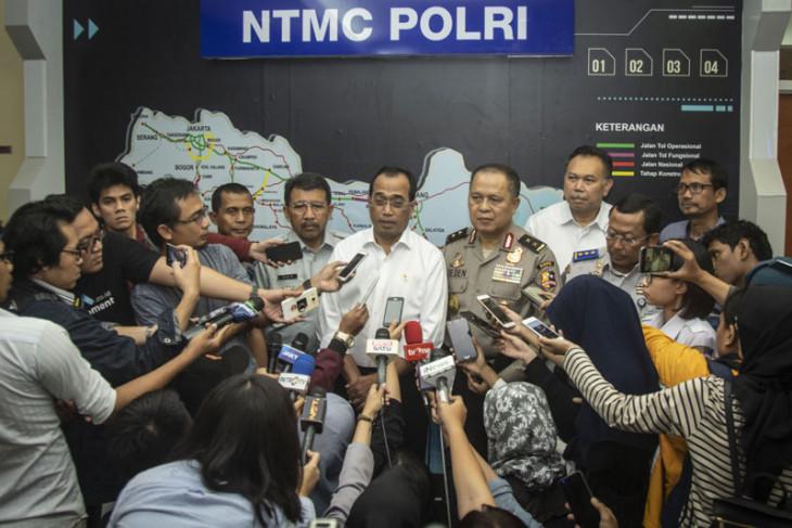 Antisipasi arus balik lebaran 2018