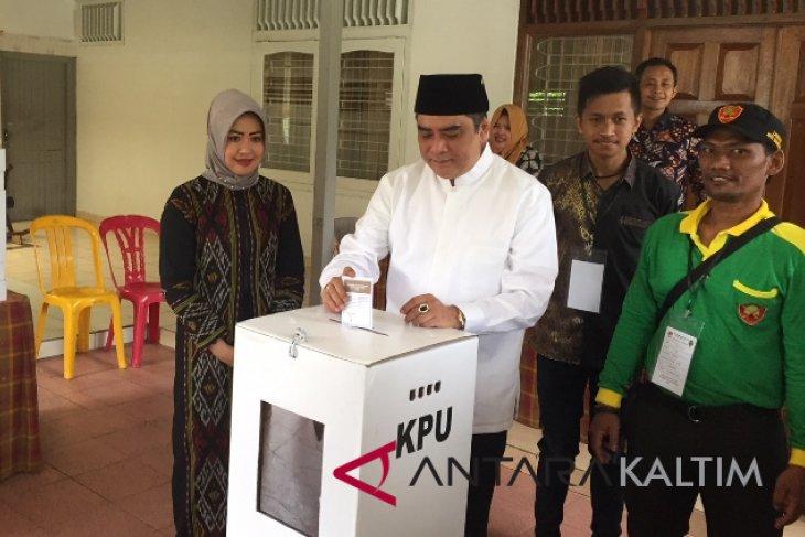 Awang Ferdian raih suara tertinggi DPD dapil Kaltim