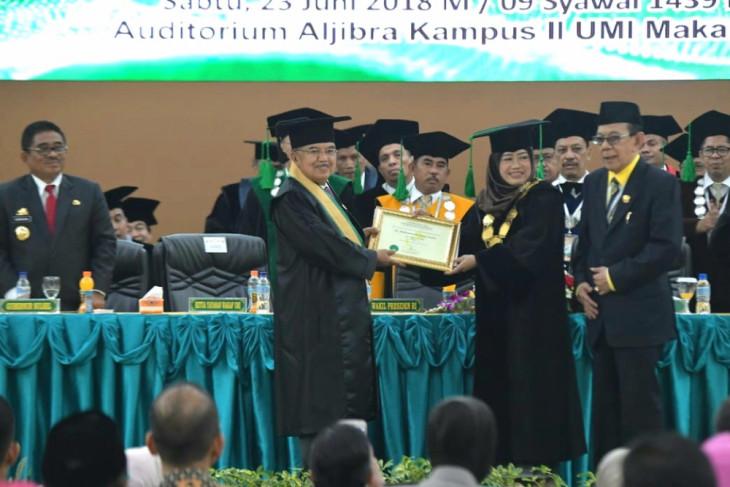 Jusuf Kalla minta jangan pertentangkan Islam dengan semangat kebangsaan