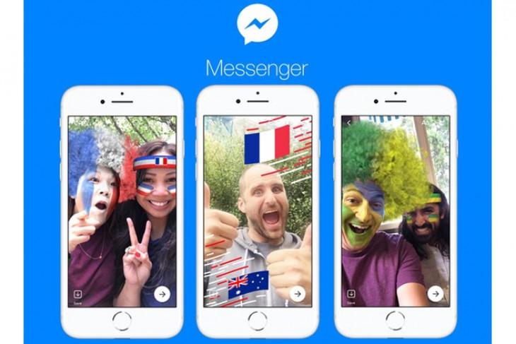 Facebook Messenger Kids hadir di Kanada dan Peru