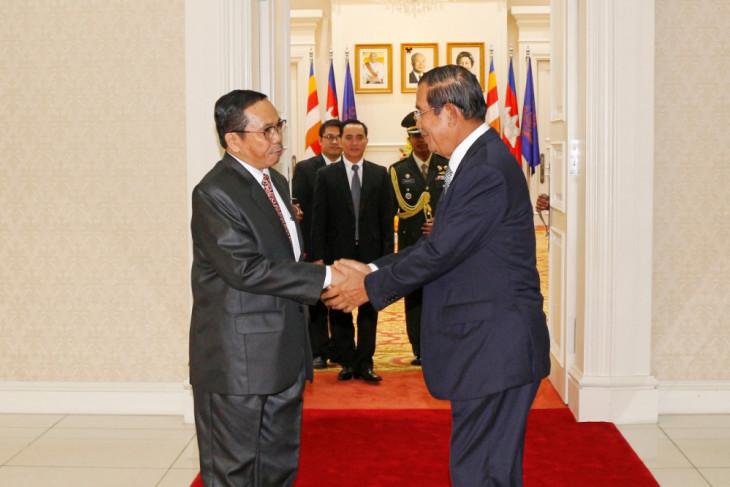PM Kamboja Hun Sen: Indonesia sahabat lama