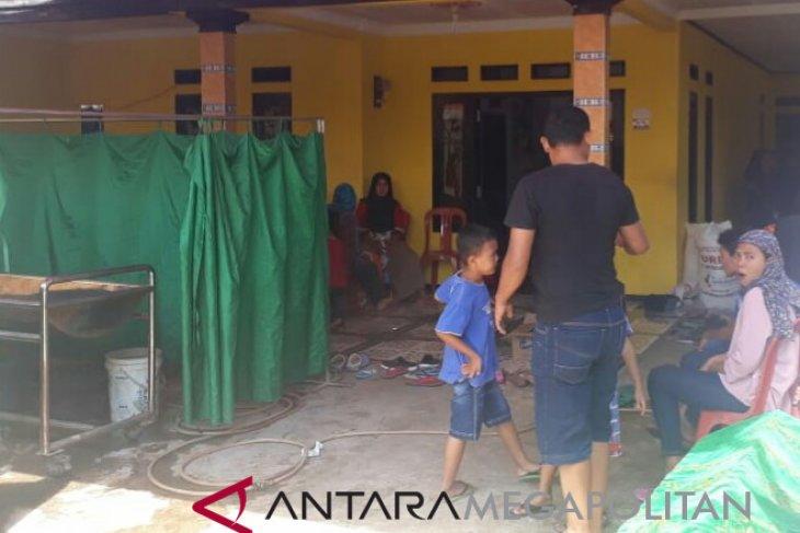 Seorang warga Karawang tiba-tiba meninggal saat mencoblos