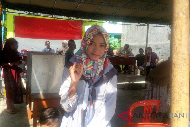 Partisipasi Pemilih Pilkada Kota Serang 69,63 Persen