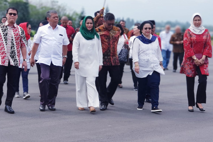 Megawati-Said Agil rayakan hari jadi Bung Karno di Blitar
