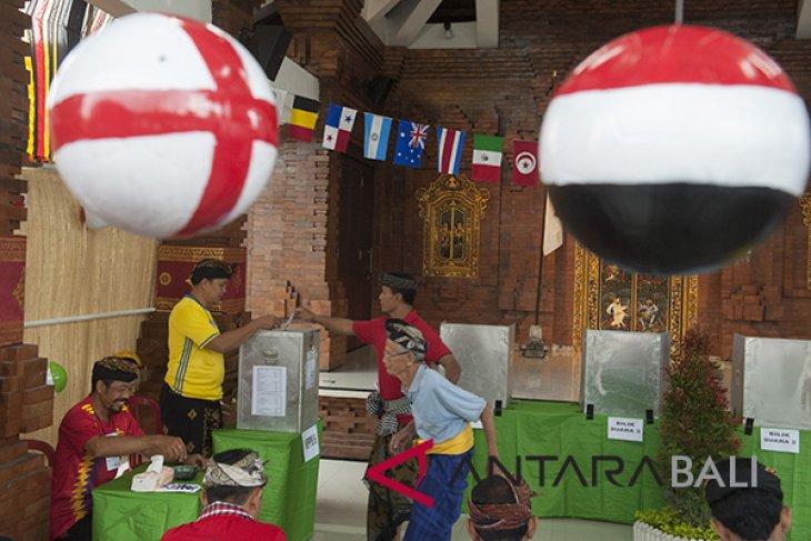 BPS: indeks demokrasi di Bali menurun