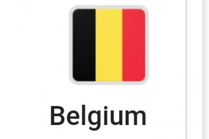 Belgia singkirkan Brazil di Piala Dunia