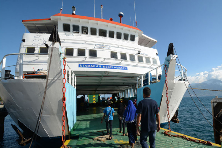 Arus balik Pelabuhan Taipa