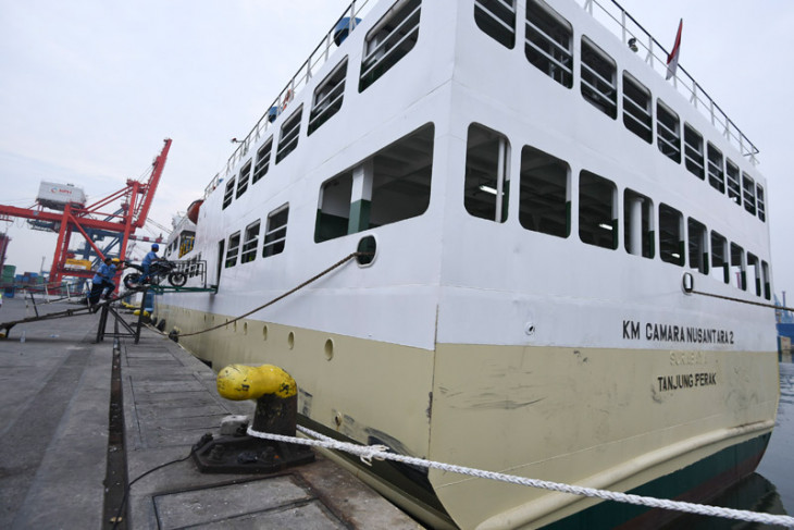 Rata-rata okupansi penumpang Tanjung Priok 70 persen