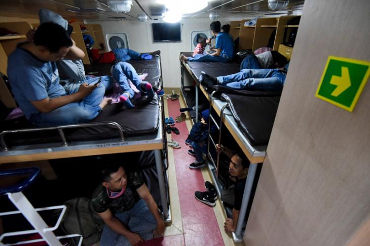 31.795 pemudik berangkat dari Pelabuhan Tanjung Priok