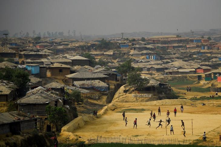 Bangladesh katakan tidak akan mukimkan permanen Rohingya