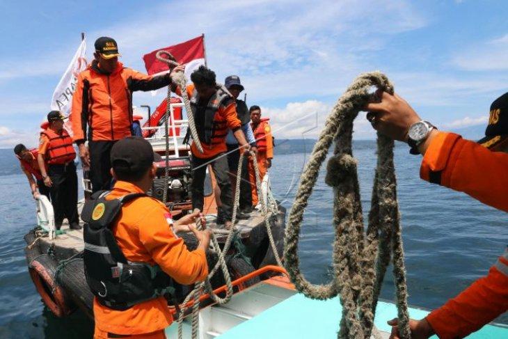 Sinar Bangun kapal pertama tenggelam di Toba