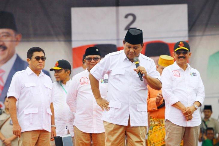 Prabowo akan hadiri debat terakhir Pilgub NTT